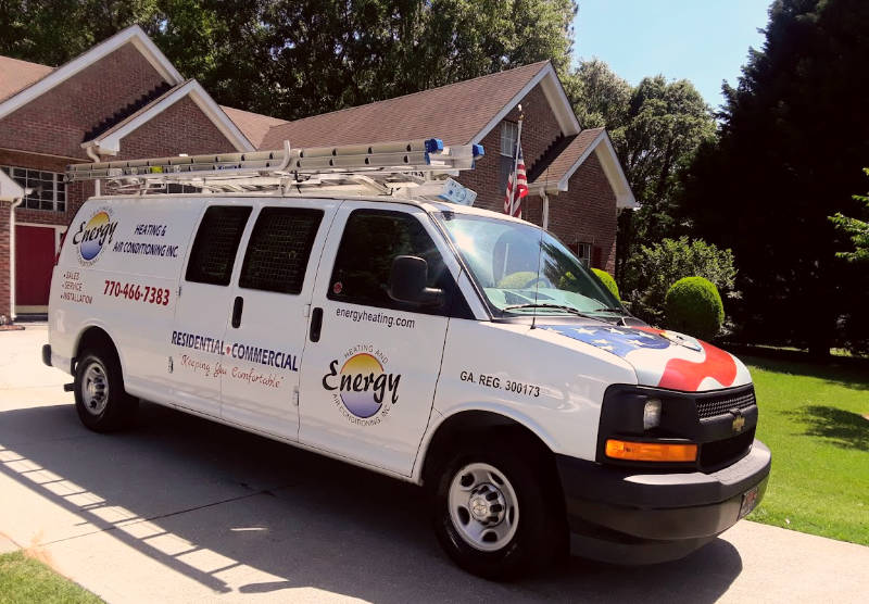Energy Heating & Air Conditioning Inc Service
